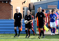 Bradford City WFC v Leicester City WFC 4oct15