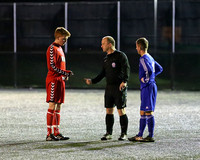 Leeds City u21 v Crosshills u21 22feb16