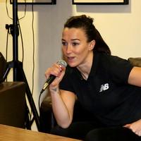 Lucy Bronze at Bradford City WFC 22jan16