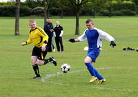Woodman Rovers v Queensbury 15sep13