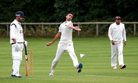 Apperley Bridge v VVS Laxman 20aug16