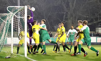 Bradford Park Avenue v Gainsborough Trinity 5feb18