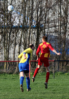 Queen Hotel v Salthorn WMC 8apr14