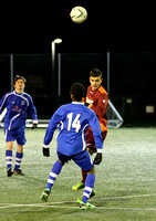 Queensbury Rangers v Athletico FC 8dec14