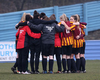 Bradford City WFC Res v Guiseley AFC Vixens Res 15feb15