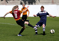 Bradford City WFC v Solihull LFC 31aug14