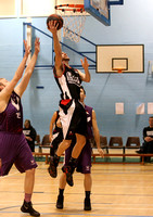 Bradford Dragons v Loughborough Student Riders 26nov16
