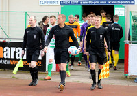 Bradford Park Avenue v Tamworth 15apr17