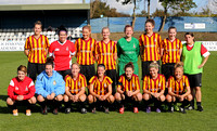 Bradford City WFC Reserves v Newcastle Utd WFC Reserves 12oct14