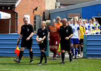 Bradford City WFC v Nottingham Forest LFC 23aug15