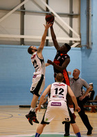 Bradford Dragons v Worthing Thunder 29oct16
